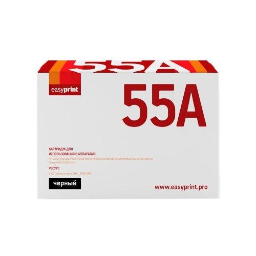 Фото - Картридж EasyPrint LH-55A, совместимый картридж easyprint lh 83a совместимый