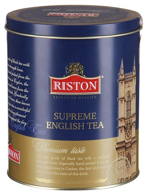 Чай черный Riston Supreme English Tea
