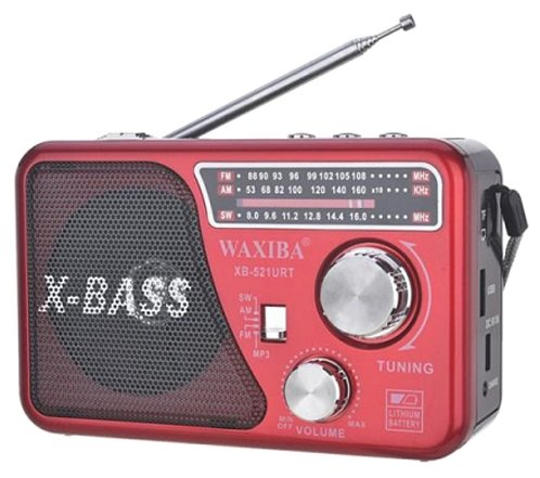 Радиоприемник Waxiba XB-521URT