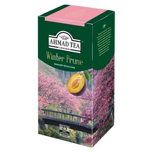 Чай черный Ahmad tea Winter prune в пакетиках, 25 шт.
