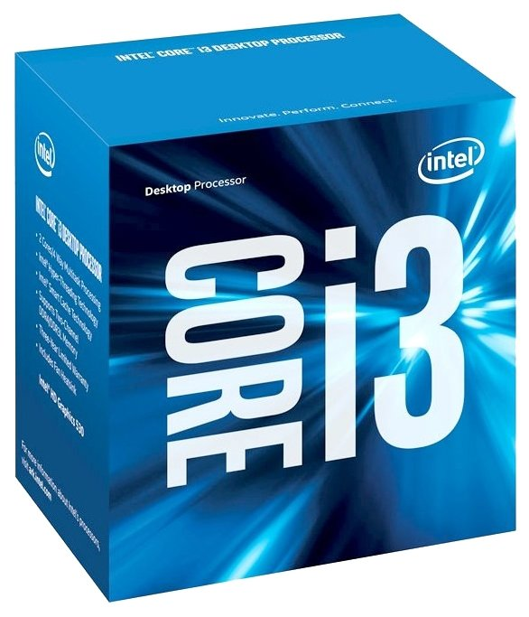 Intel Процессор Intel Core i3 Skylake