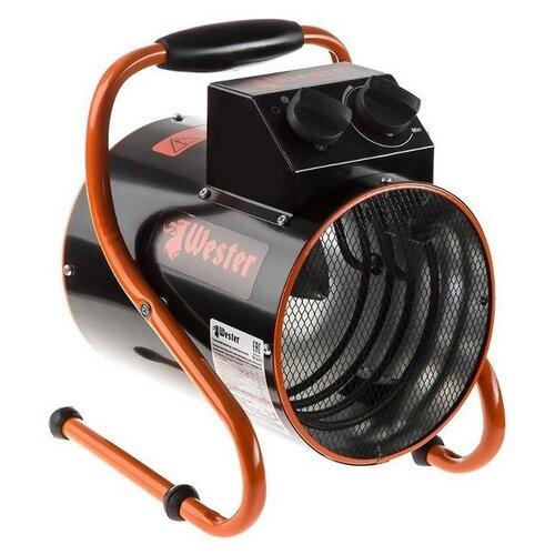 Электрическая тепловая пушка Wester ТВ-2/3СТ (2 кВт) wester whz 300 тип 2