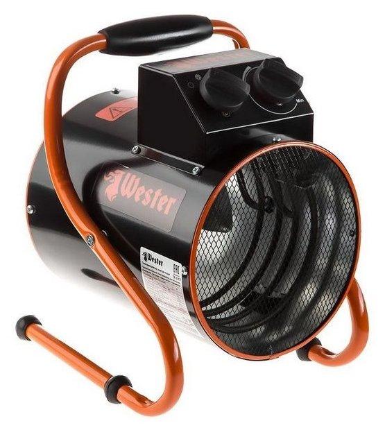 Электрическая тепловая пушка Wester ТВ-2/3СТ (2 кВт)