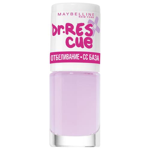 Базовое покрытие Maybelline Maybelline New York dr. Rescue Отбеливание 7 мл прозрачныйБаза и верхнее покрытие<br>