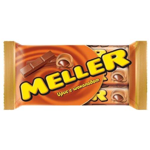 Ирис Meller С шоколадом 3 шт.Конфеты, карамель, леденцы<br>