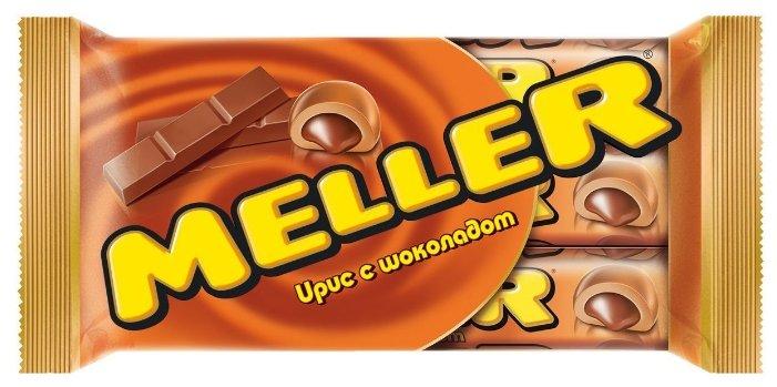 Ирис Meller С шоколадом 3 шт.