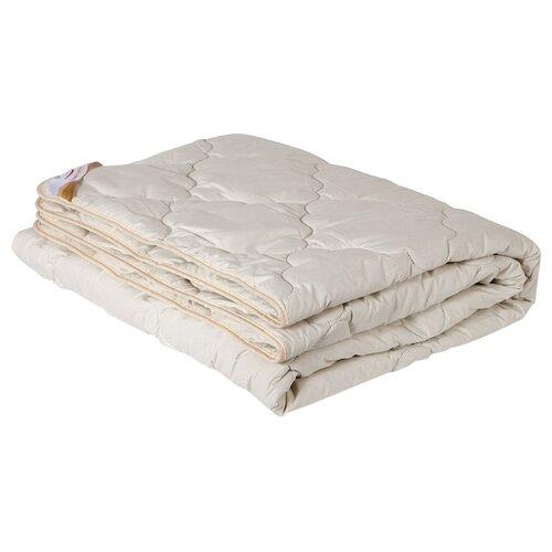 цена Одеяло OLTEX Верблюжья шерсть всесезонное, 172 х 205 см (сливочный) онлайн в 2017 году