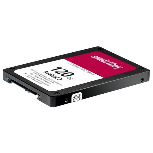 Купить Твердотельный накопитель SmartBuy Revival 3 120 GB (SB120GB-RVVL3-25SAT3)