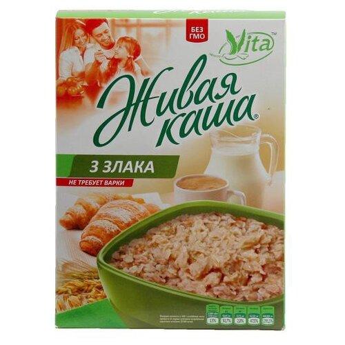 Vita Живая каша Каша 3 злака из