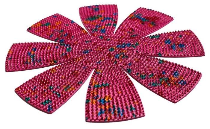 Ляпко коврик Ромашка, шаг игл 5 мм — купить по выгодной цене на Яндекс.Маркете