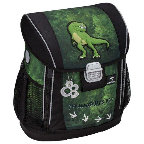 Belmil Ранец Customize-Me Rex (404-20/554), зеленый/черный