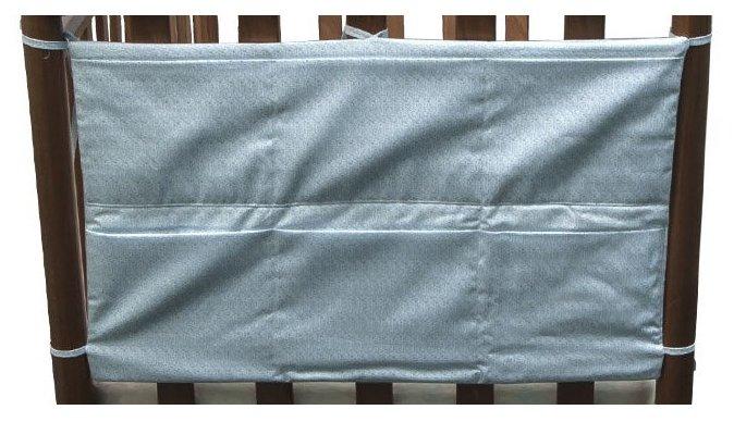Сонный Гномик Карман на кроватку Паровозик