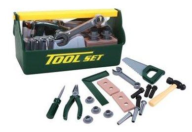 Наша игрушка Набор инструментов, 21 предмет T115A(G)