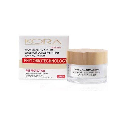 Kora Phytobiotechnology Крем Мультиматрикс дневной обновляющий для лица и шеи, 50 млУвлажнение и питание<br>