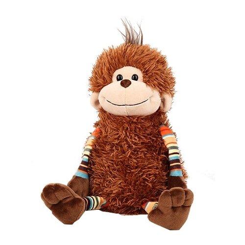 Купить Мягкая игрушка Plush Apple Обезьянка полосатые лапки 37 см, Мягкие игрушки