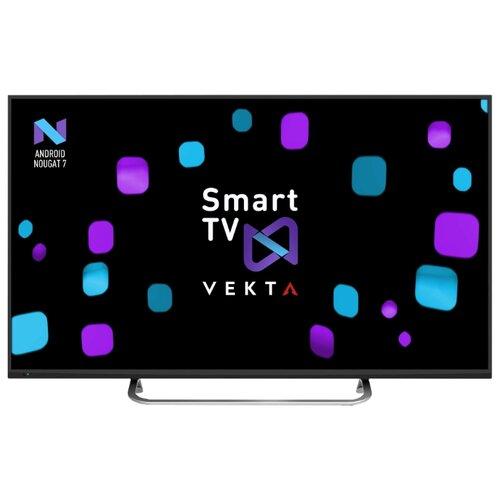Фото - Телевизор VEKTA LD-50SU8719BS 49.5 (2018) черный телевизор