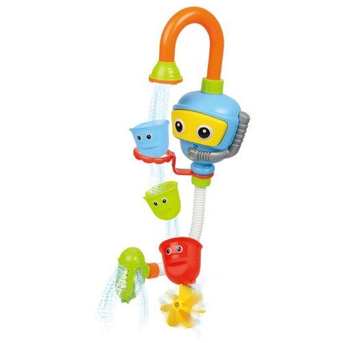 Купить Игрушка для ванной MY ANGEL Водолаз MA3517100069 красный/желтый/зеленый/синий, Игрушки для ванной