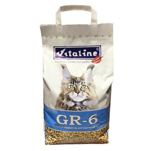 Впитывающий наполнитель Vitaline GR-6 7.5 л