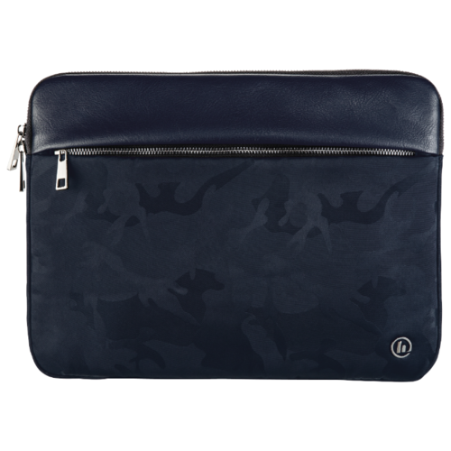 Чехол HAMA Mission Camo Notebook Sleeve 15.6 navy blue/camouflageСумки и рюкзаки<br>