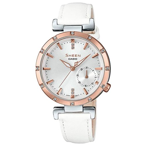 Наручные часы CASIO SHE-4051PGL-7A casio she 3052d 7a