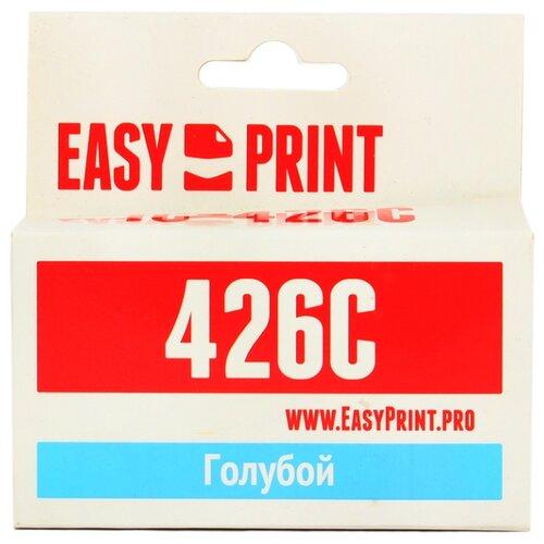 Фото - Картридж EasyPrint IC-CLI426C, совместимый картридж easyprint ic pgi450bk xl совместимый
