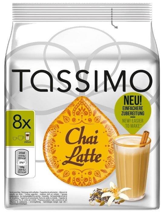 Чай в капсулах Twinings Chai Latte (8 шт.)