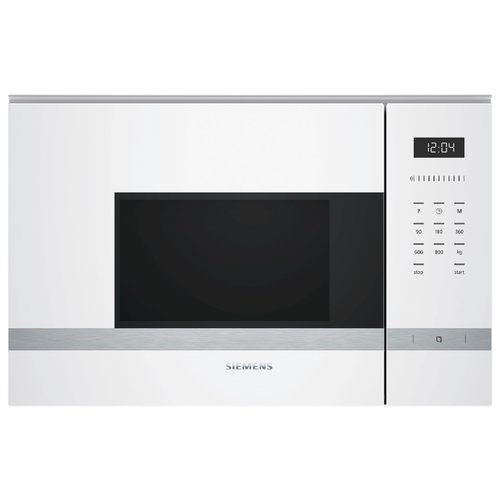 цена на Микроволновая печь встраиваемая Siemens BF525LMW0