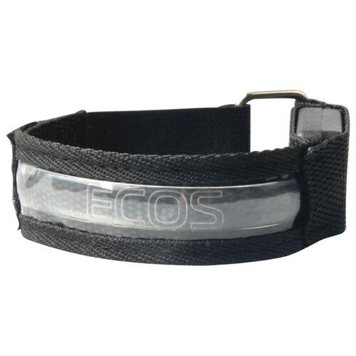 Нательный фонарь ECOS FLRB 9010 черный фото