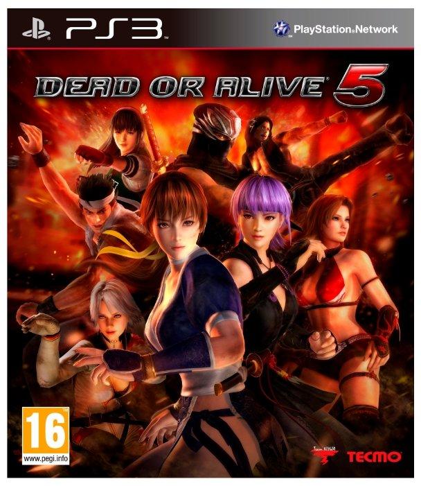KOEI TECMO GAMES Dead or Alive 5