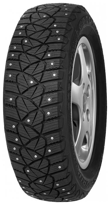 Автомобильная шина GOODYEAR Ultragrip 600 205/60 R16 96T зимняя шипованная