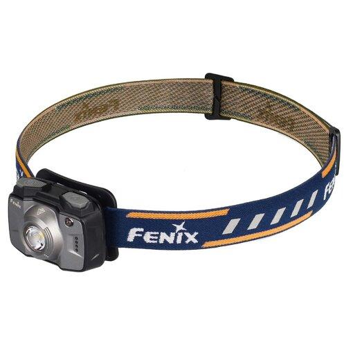 цена на Налобный фонарь Fenix HL32R серый