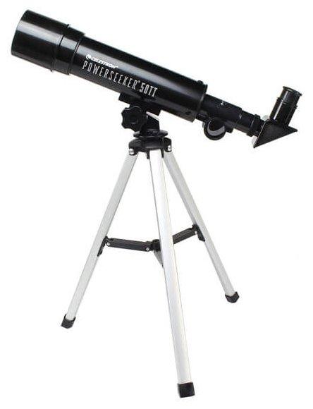 Телескоп Celestron PowerSeeker 50 TT Case