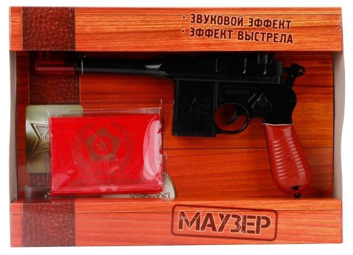 Пистолет Играем вместе маузер черный красный B1148714-R