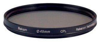 Набор светофильтров Rekam Starter Kit UV+CPL+FLD 49 мм