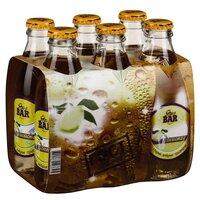 Газированный напиток STARBAR Лимонад, 0,175 л (упаковка 6 шт)