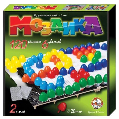 Десятое королевство Мозаика 120 элементов (02001) десятое королевство мозаика 120 элементов 00965