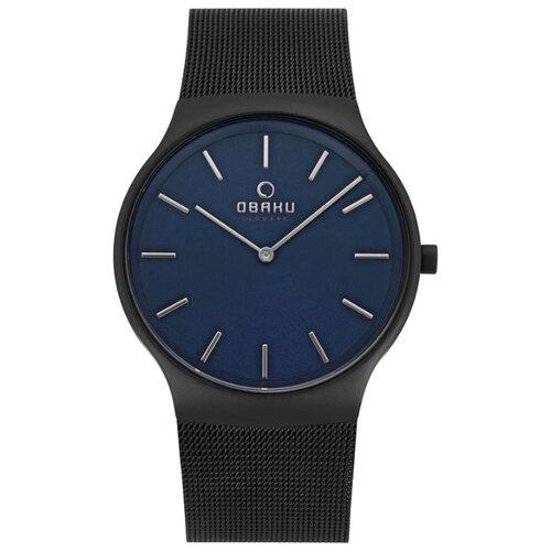 Наручные часы OBAKU V178GXBLMBНаручные часы<br>