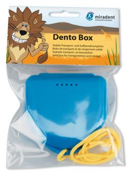 Футляр для щетки miradent Dento Box