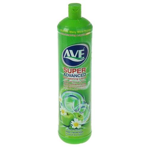AVE Жидкость для мытья посуды Яблоко и цветы 1 кг
