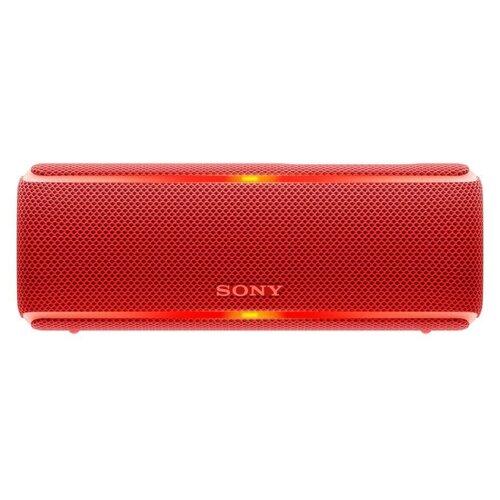 цена на Портативная акустика Sony SRS-XB21 red