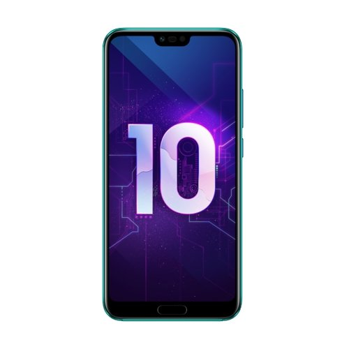 Купить Смартфон Honor 10 4/64GB мерцающий зеленый