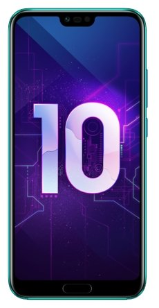Смартфон Huawei Honor 10 4/64GB Phantom Green