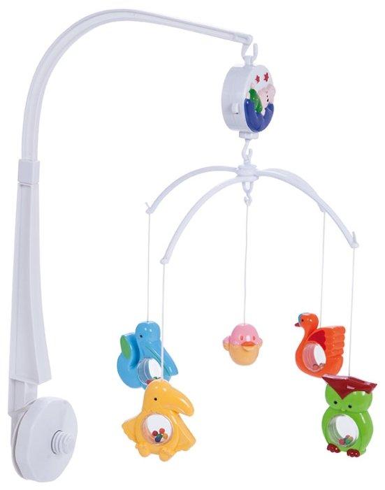 Механический мобиль Canpol Babies Райские птицы (2/908)