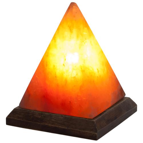Солевая лампа Stay Gold Пирамида большая фото