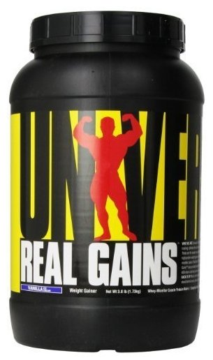 Гейнер Universal Nutrition Real Gains (1.73 кг)