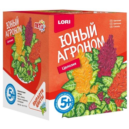 Купить Набор для выращивания LORI Юный агроном. Целозия Р-019, Наборы для исследований