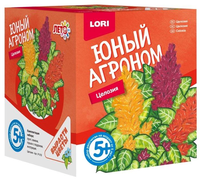 Набор для выращивания LORI Юный агроном. Целозия Р-019