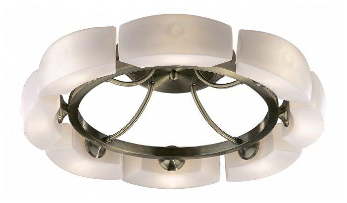 Светильник Odeon light Barca 1713/8C, G9, 320 Вт
