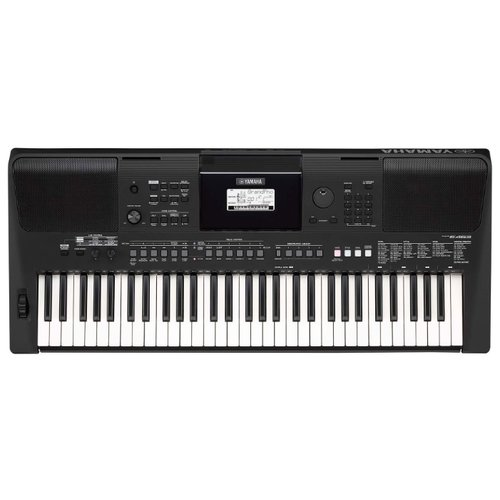 цена на Синтезатор YAMAHA PSR-E463 черный