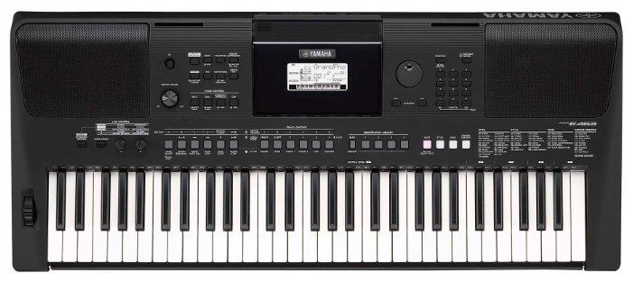 Yamaha PSR-E463 синтезатор с автоаккомпанементом, 61 клавиша